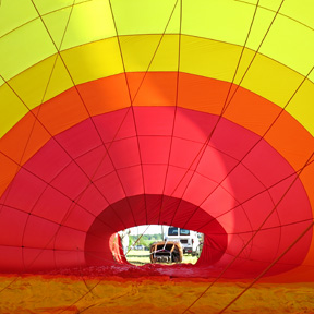 family hot air balloon ride nashville tennessee